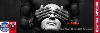 Nicolas Folmer « So Miles »