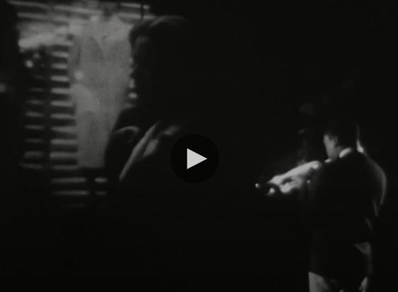 Vidéo de l'INA où l'on voit Miles Davis jouer devant les images du film puis Louis Malle répondre aux questions d'un journaliste